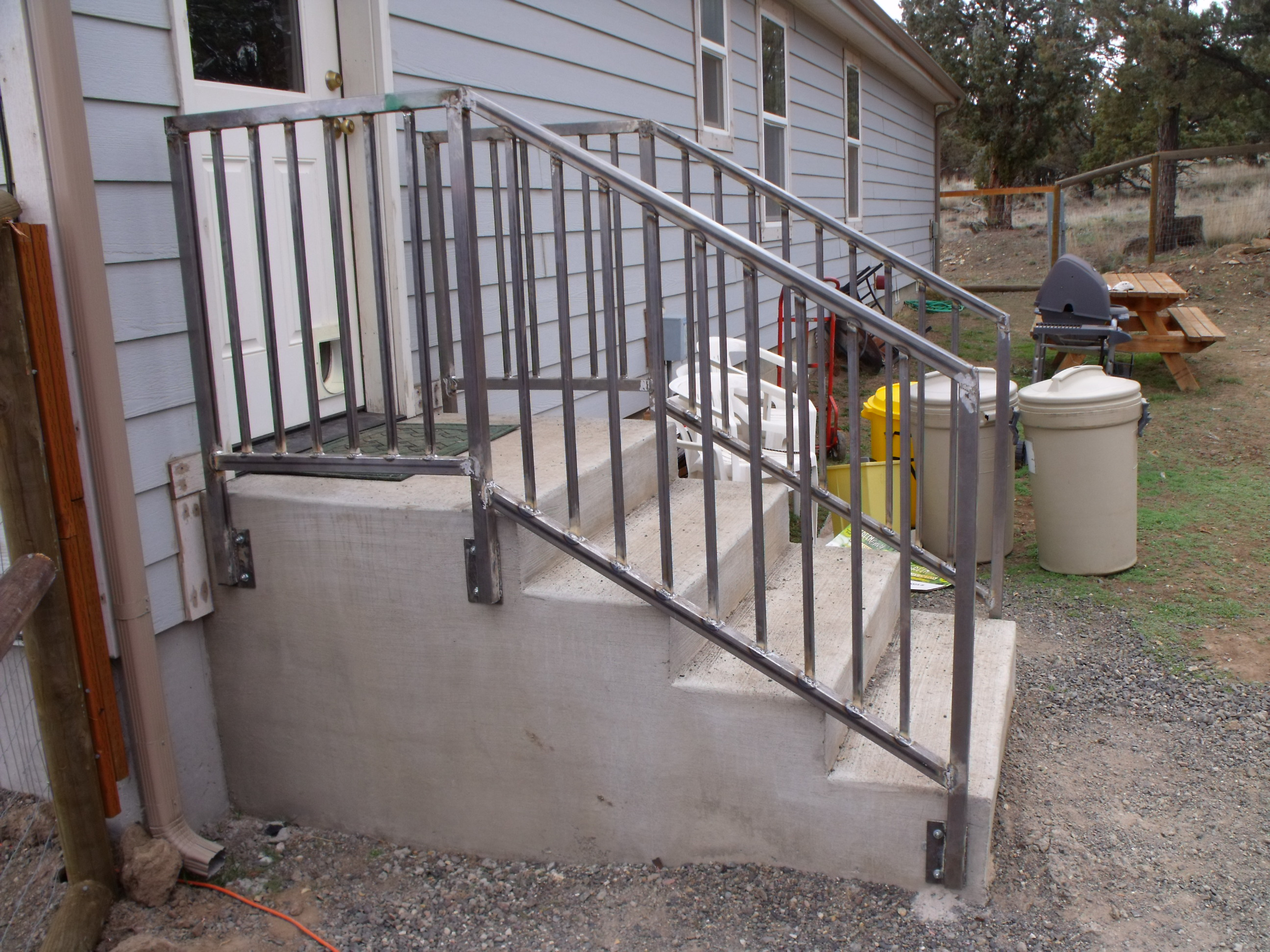 Stairs Michael R Taylor Construction