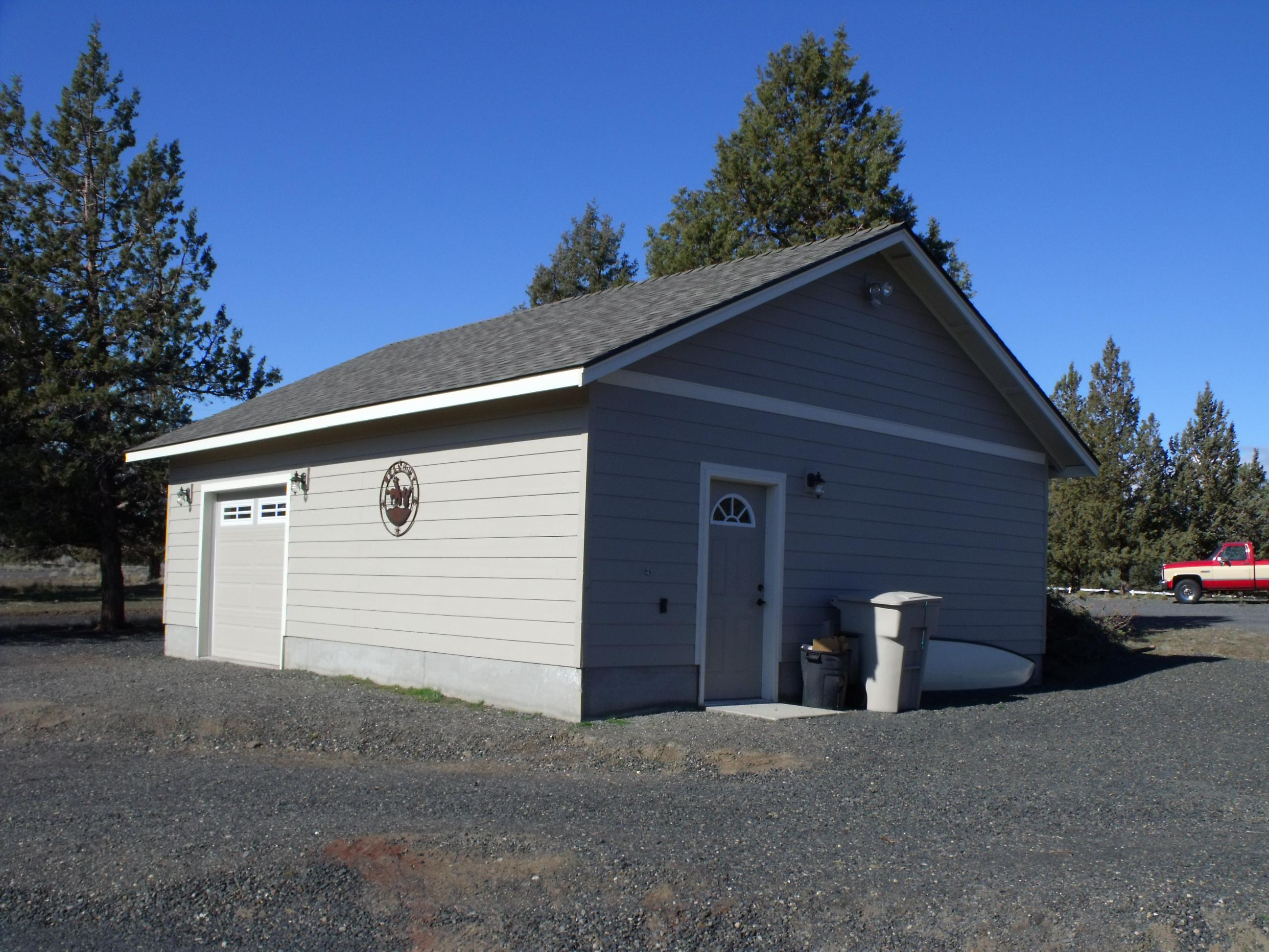 Detached Garage Michael R Taylor Construction