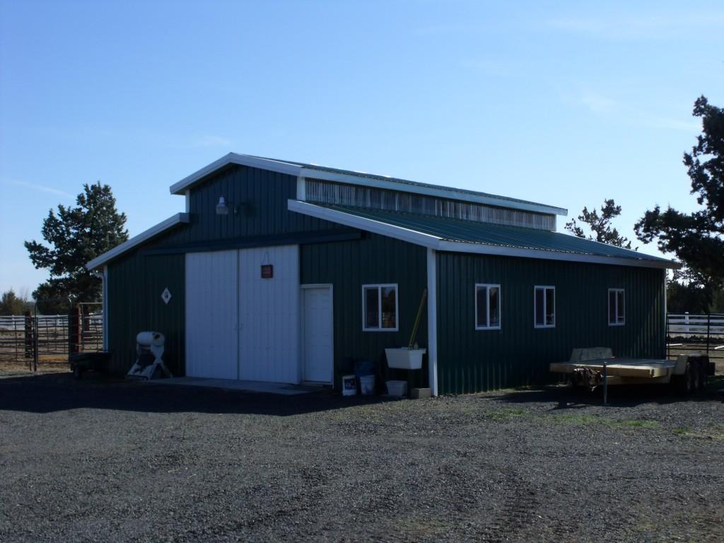 Barns Michael R Taylor Construction