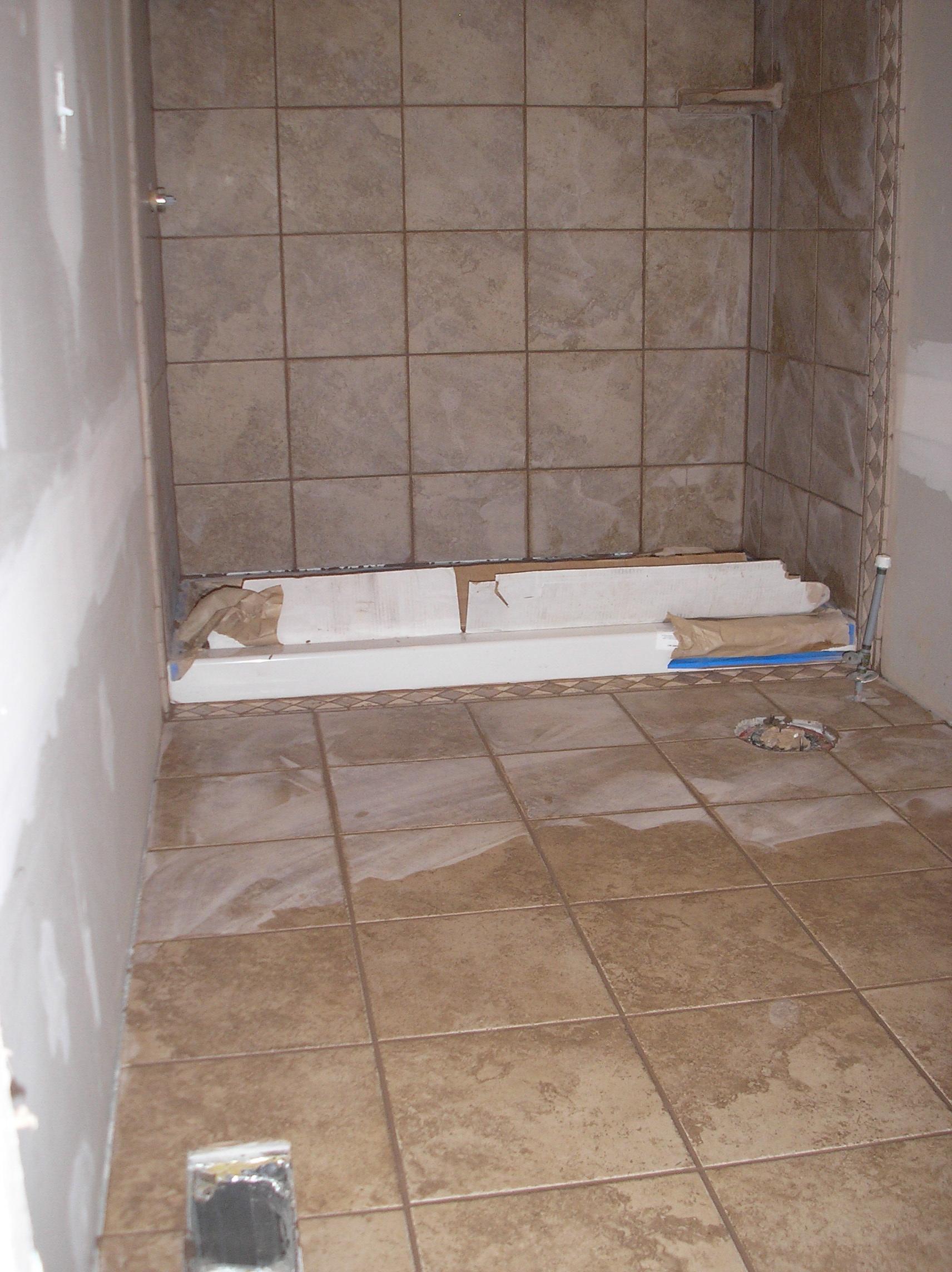 Tile Michael R Taylor Construction