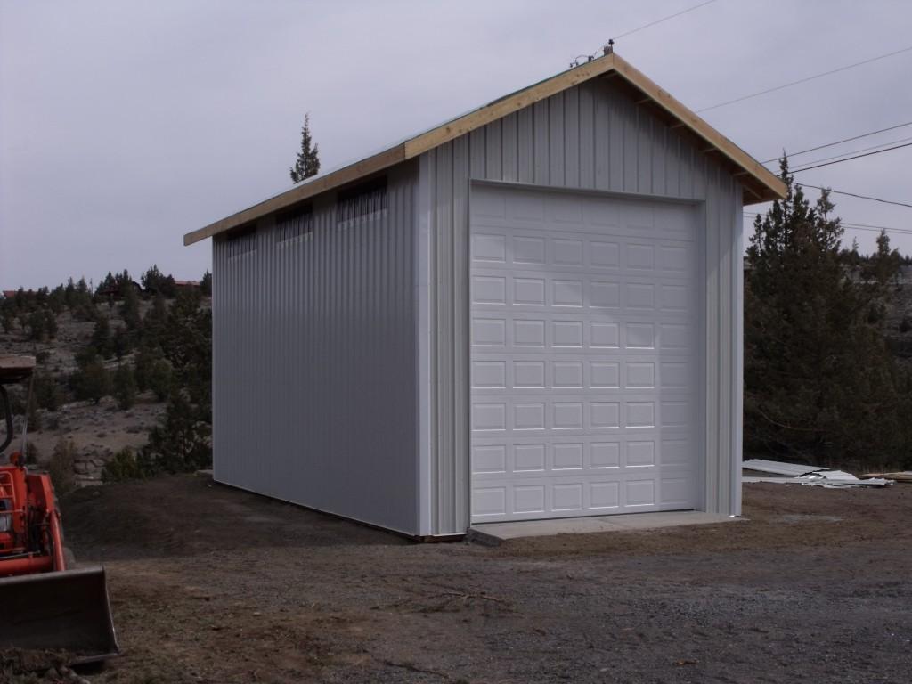 Rv Pole Building Michael R Taylor Construction