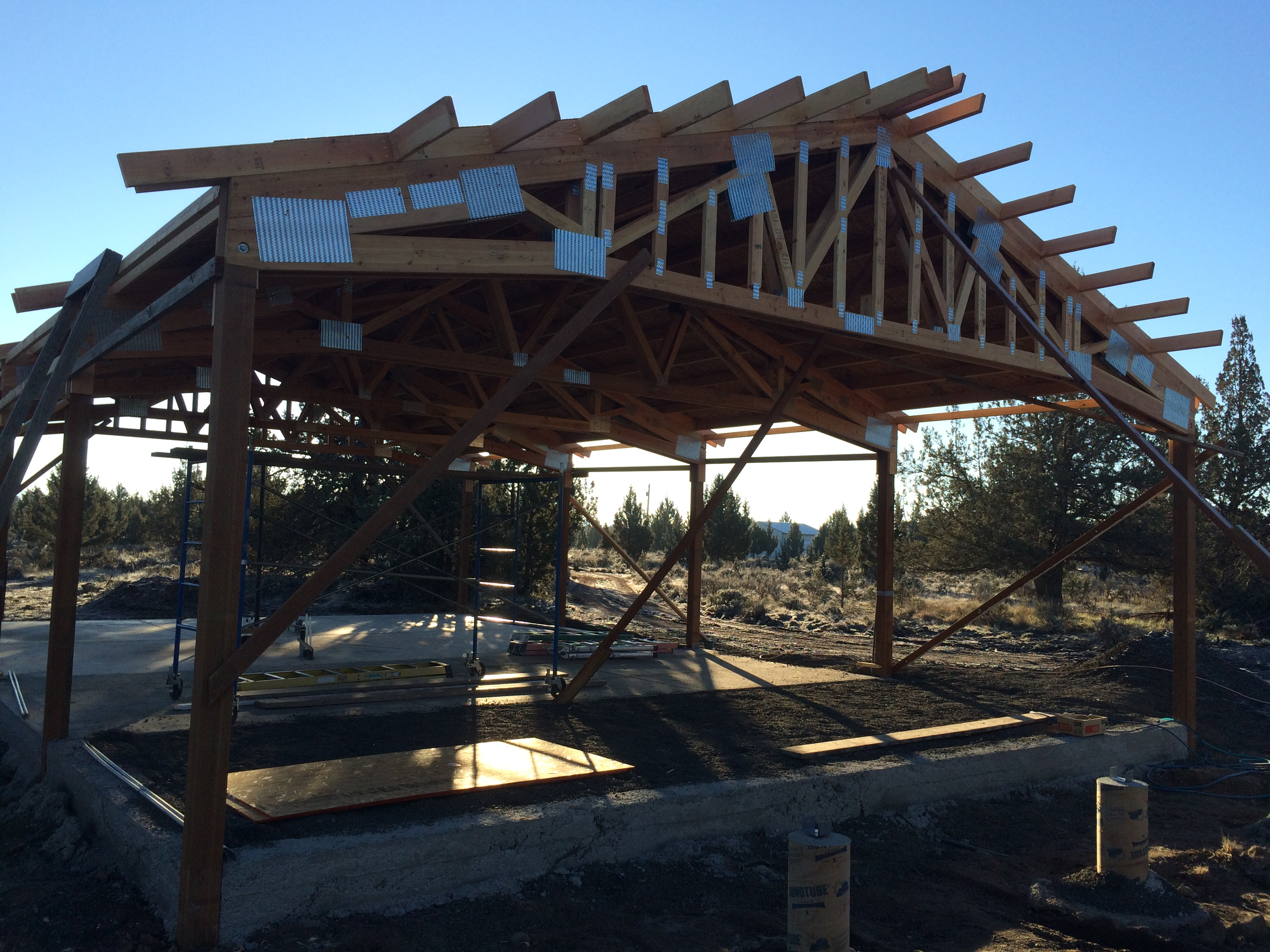 Central Oregon Builder Michael R Taylor Construction
